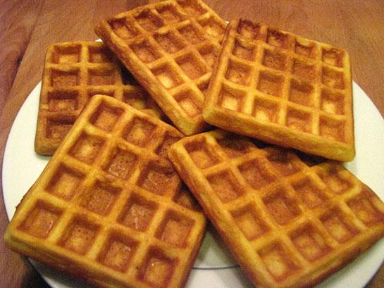 Hazır Waffle Hamuru Tarifi ve Malzemeleri - waffle.gen.tr